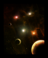 The 4 Sisters by xXKonanandPain