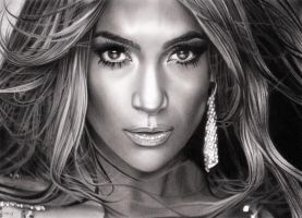 Jennifer Lopez by JamesF63