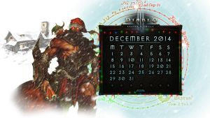 Calendar #6: December 2014 - EU Style by Holyknight3000