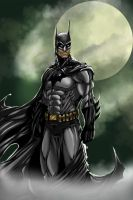 The Dark Knight by KateFinnegan