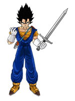 Future Vegeto by DBZArtist94