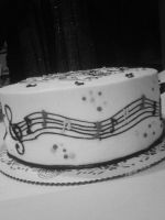 Musical Cake by IrishRain
