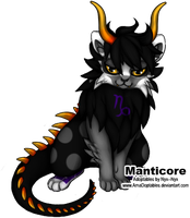 Luna and Nyx: Gamzee by AmaDoptables