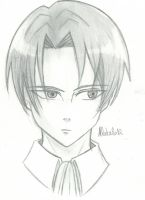 Rivaille by alakala12