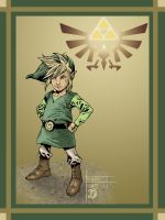 Link_Green by sebastianhaze