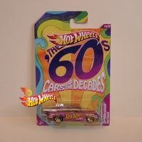 Cars Of The Decades '65 Volkswagen Fastback by idhotwheels
