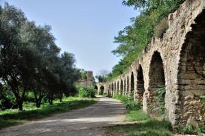 The aqueduct by mim70