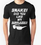 Metal Gear Solid - Sunglasses (white) by The-Nelo-Angelo