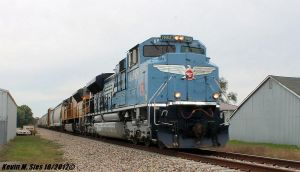 Missouri Pacific heritage 1982 leads MASBN 01 by EternalFlame1891
