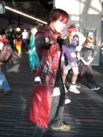 Dante, Otakuthon 2009 by moordred-fangirl