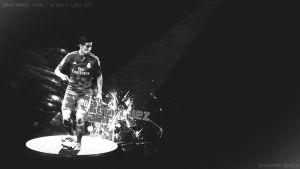 James Rodriguez - Black and White | 2014/2015 by eL-Kira
