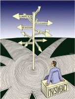 Barack Obama's Challenges by BenHeine
