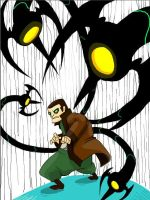 Doctor Octopus by heavensong