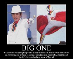 Super Sentai Big One poster by DevintheCool