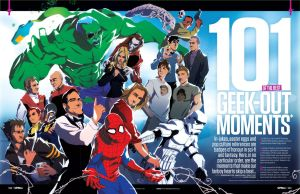 101 Best Geek-Out Moments by CoolSurface
