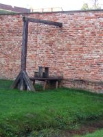 Gallows Theresienstadt by Wingweaver666
