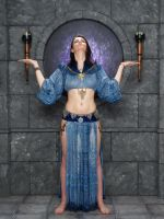 new belly dance 2 by ghosttrin