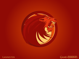 House of Lannister Logo by MetGod