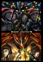 Merry Christmas! by nightclaw534