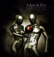 Biblical Adam and Eve by otagmas