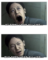 At First I Was All Like... by CREEPnCRAWL