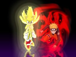Sonic and Naruto: The Power by SuperSonic67