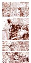 The Flash preview panels by manapul