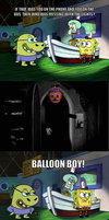 Balloon Boy! by onyxcarmine