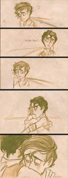 Klaine: The Sidhe by Muchacha10