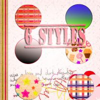 6 Style Pack by MileyUAreMyLife