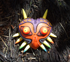 Majora's Mask by ApricotProductions