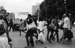 Rushhour by AfricanObserver