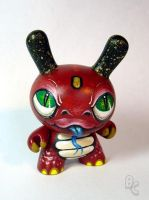Red Mamba Dunny by bryancollins