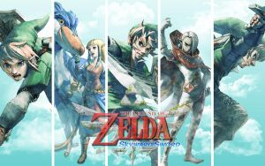 Skyward Sword Wallpaper by Link-LeoB