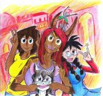 Life In New Kirk: A Posse by Herbie-and-Company