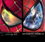 Spider-Man Two poster 2004 vs 2014 by ChiTM