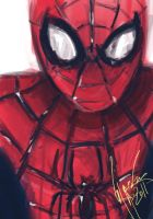 5 minute spiderman by bloodcult