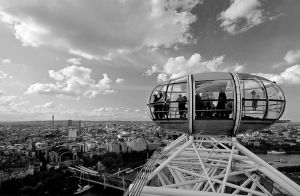 London Eye by Benijamino