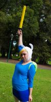 Fionna the Human by MFM-Photography
