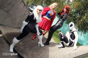 Super Heroes by Fayry-Cosplay