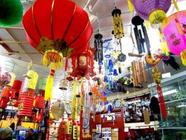 Chinese shop Gt. Yarmouth 2008 by DesuDan