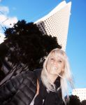 in San Francisco, Downtown by KarinClaessonArt