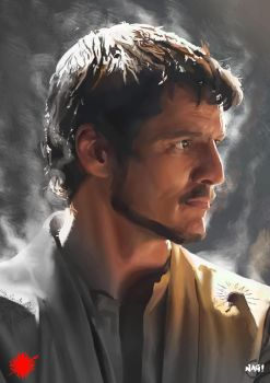 Oberyn Martell by Paganflow