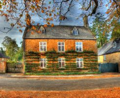 Autumn in Sandford St Martin by s-kmp