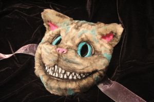 Cheshire Mask by karnen
