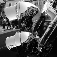 Harley Chrome by EarthHart