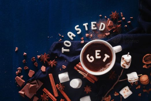 Get Toasted by dinabelenko