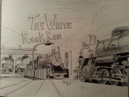 The White Rock Run cover version 2.0 by gh22
