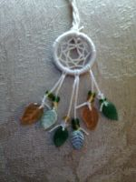 Dreamcatcher Necklace by Marked-for-Dawn