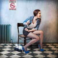 non smoking area by pedraxas